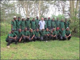 Kilimanjaro Climb Support Staff