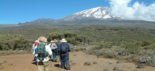 Climb Kilimanjaro Trek