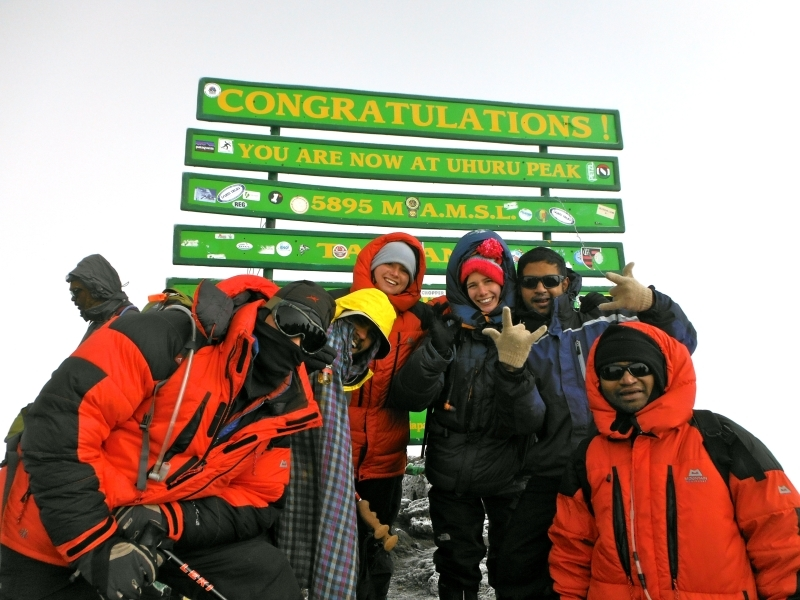 Climb Kilimanjaro Summit