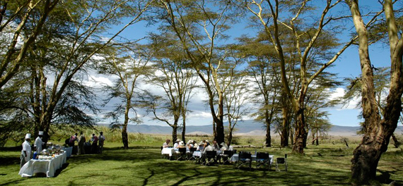 Tanzania Safari Lodge Serena