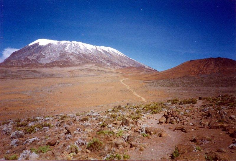 Climb Kilimanjaro Rongai Route