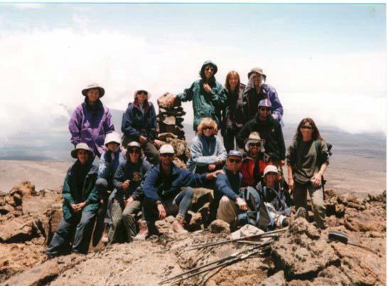 Kilimanjaro Shira Route