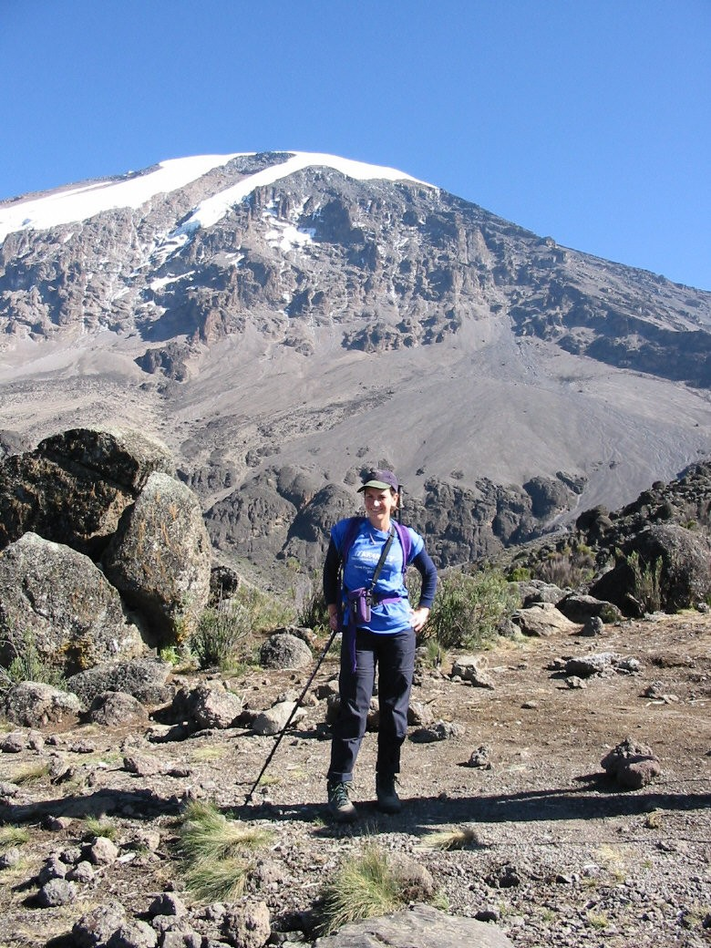 Kilimanjaro Lemosho Route Summit