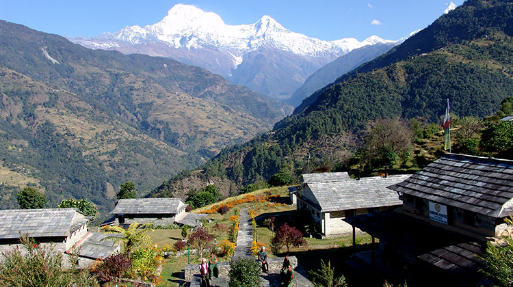 gurung-lodge