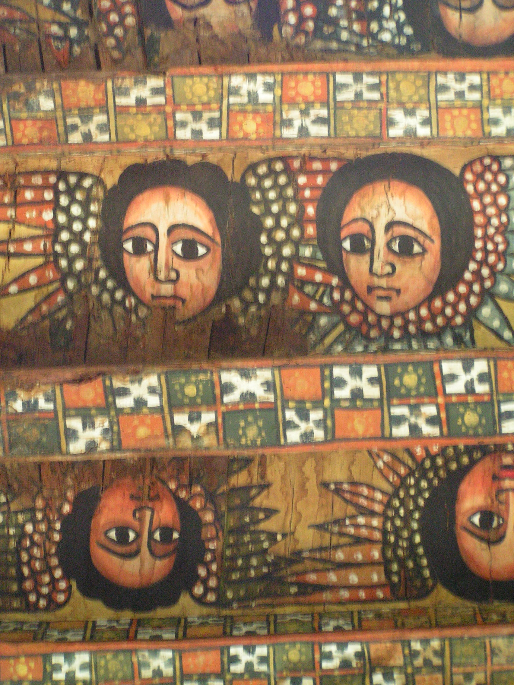 Ethiopia Historic Route angels