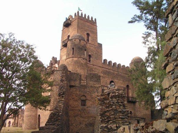 Ethiopia Historic Route Castle