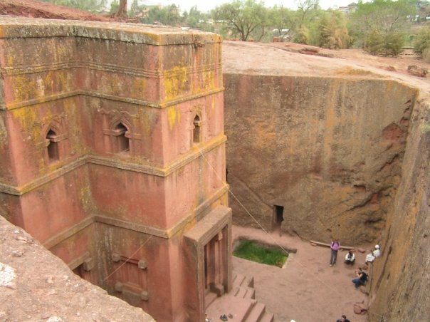 Ethiopia Historic Route Lalibela