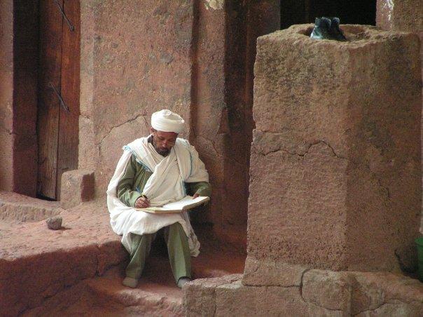 Ethiopia Historic Route peace