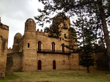 Emperor Fasilidas' Castle, Gondar