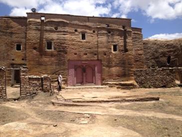 Michael Imba Church, Tigrai