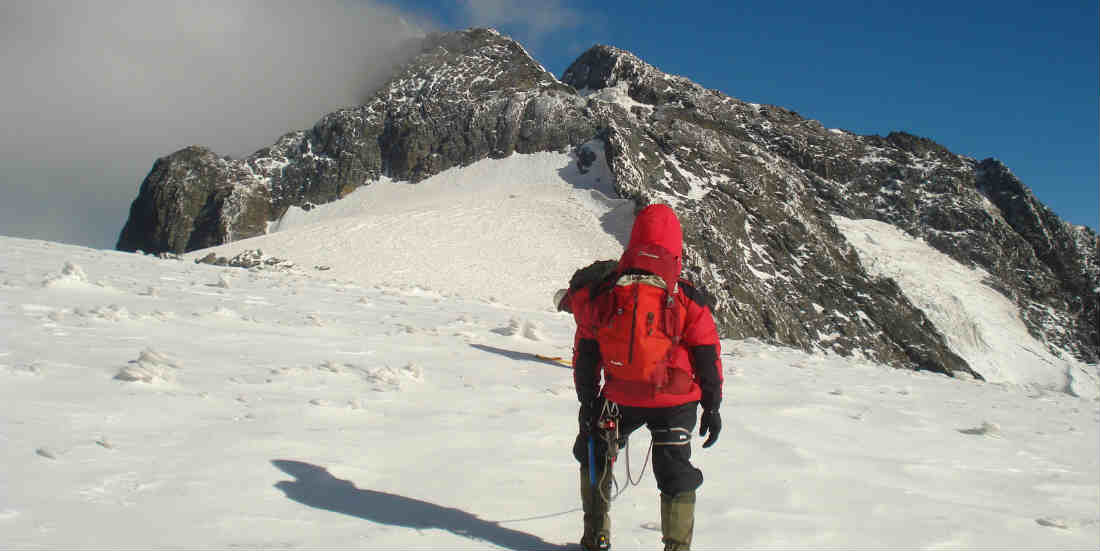 Mt Stanley Rwenzori Mountains