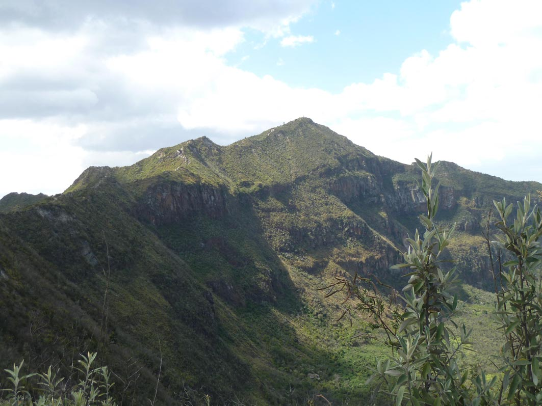 Mt Kenya Trek