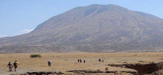 Small group adventure holiday Maasai Trek
