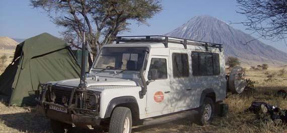 Small group adventure holiday Tanzania Safari