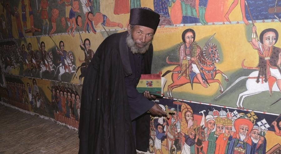 Ethiopia-Priest-Historic Route