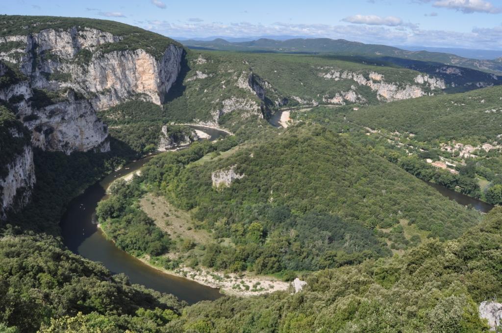 Ardeche Gorge - School Challenge
