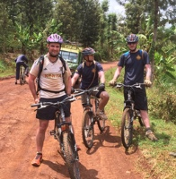 Mt Kenya bike safari