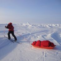 North Pole Expedition Ski