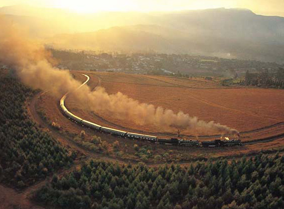 Rovos Rail - South Africa