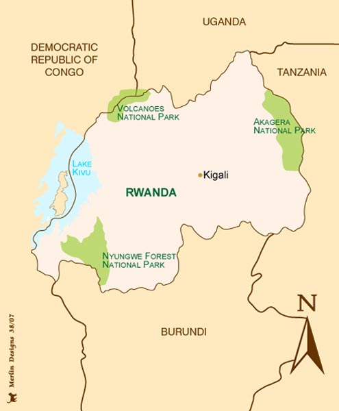 An inside look at the african country of rwanda