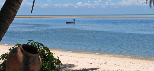 African beach holidays - Mozambique
