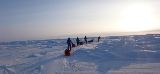 North Pole Ski Expedition