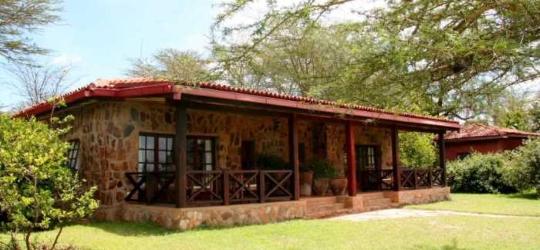 Sosian Lodge Farm Cottages